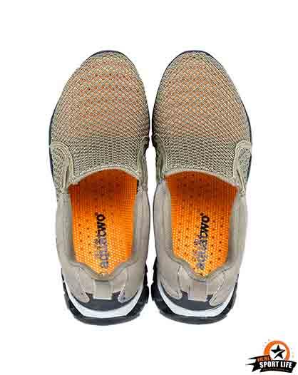 รองเท้าตาข่าย รองเท้าผู้ชาย aquatwo 957-สีน้ำตาล