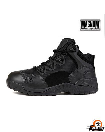 รองเท้าข้อสั้น-Magnum-7.1-รุ่น spider-สีดำ