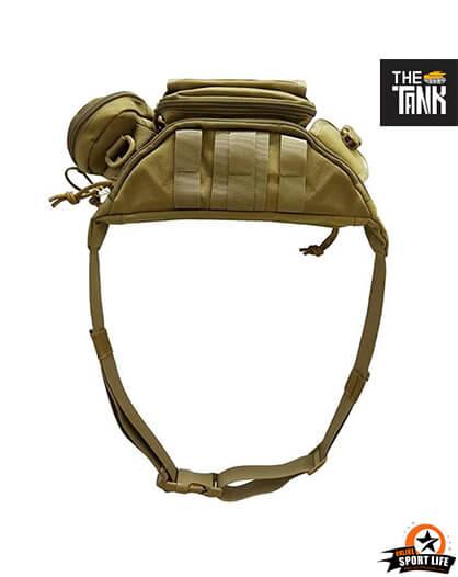 กระเป๋าคาดเอว Gu27-กันน้ำ-เดินป่า-ทราย