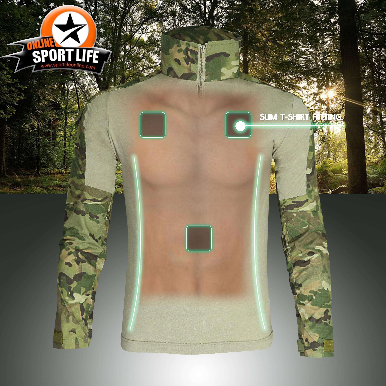 เสื้อ combat suit-รายละเอียดสินค้า