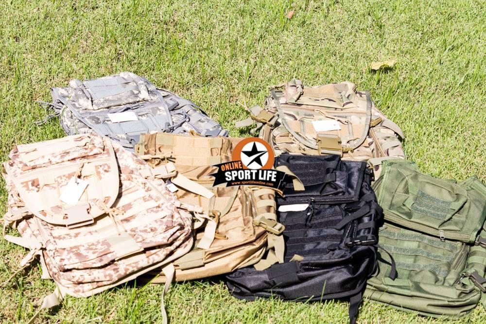 เป้แมคเกียร์-เป้ทหาร-กระเป๋าสะพายหลัง-รายละเอียดสินค้า