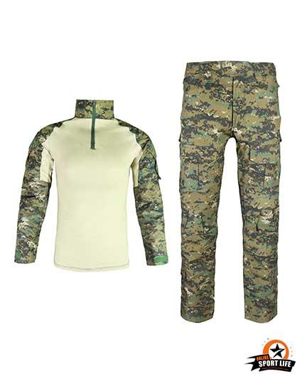 ชุด combat suit-อส.