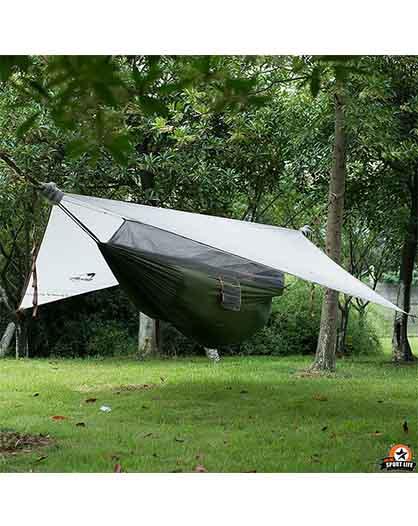 Naturehike เปลแขวนต้นไม้ เต็นท์แขวนต้นไม้ ทนทาน ทำจากผ้าไนลอน-6