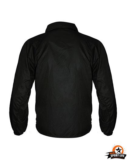 เสื้อกันลมและแจ็คเก็ตผู้ชาย -กันuv-Thetank-รุ่นGT-ดำ