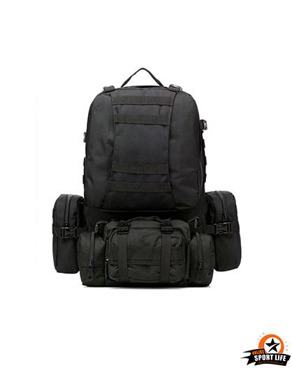 เป้แม่ลูก-เป้ทหาร-กระเป๋าสะพายหลัง-ดำ