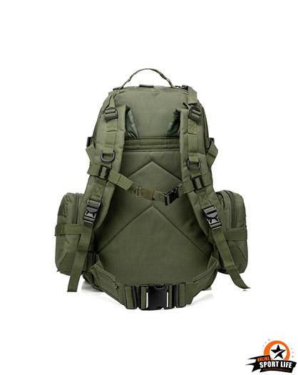 เป้แม่ลูก-เป้ทหาร-กระเป๋าสะพายหลัง-เขียว