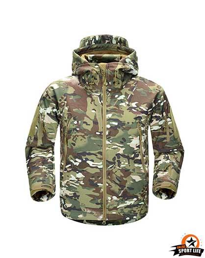 เสื้อแจ็คเก็ต สไตล์แทดเกียร์-มัลติแคม